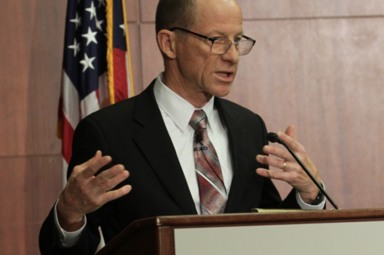 US Assistant Secretary of State for East Asian and Pacific Affairs David R. Stilwel