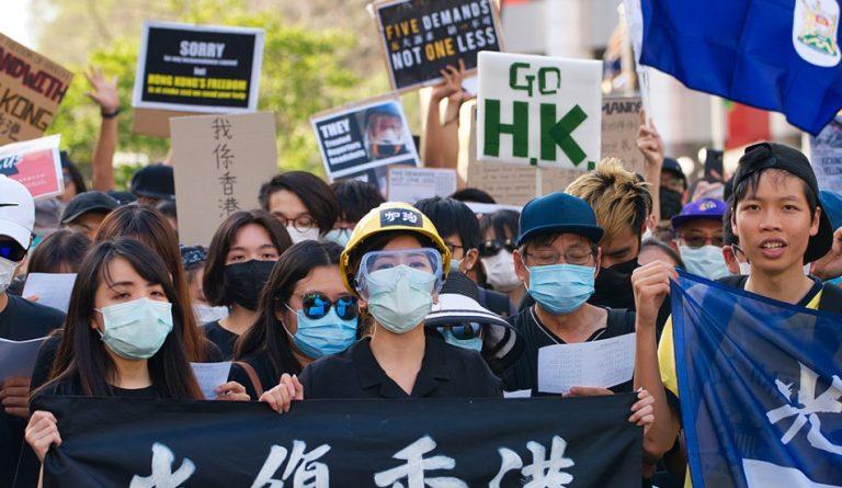 Hong Kong State Department Statement October 21 2021