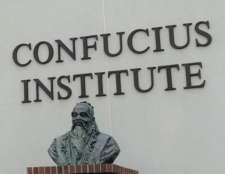 The Confucius Institute is an important part of China's overseas soft propaganda setup.