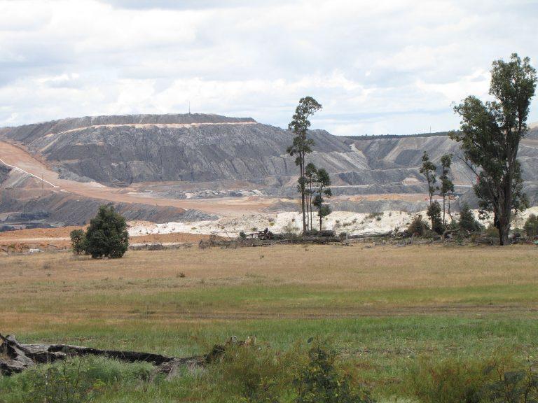 Australia Coat Mine
