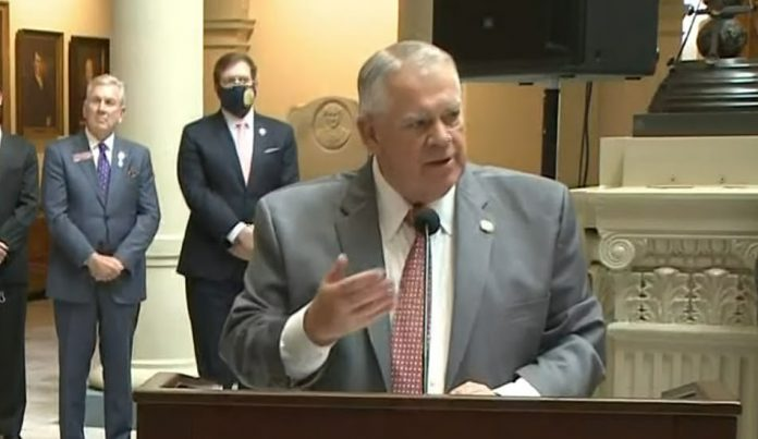 David Ralston, the House Speaker for the state of Georgia, has told top election officials that absentee ballot signatures need to be verified.