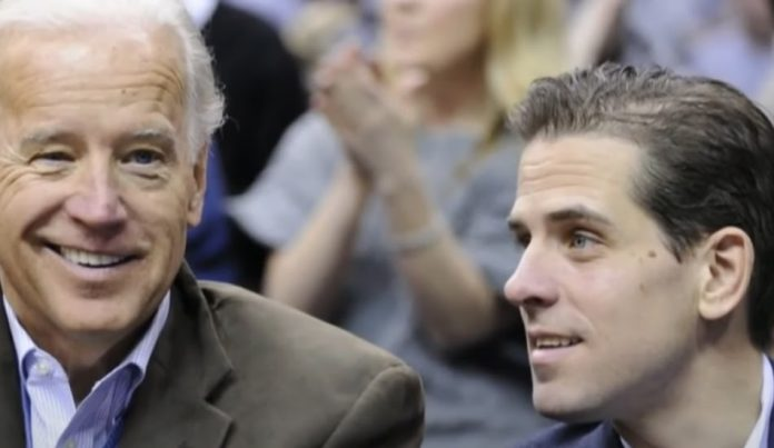 The U.S. Attorney's Office in Delaware is investigating Hunter Biden, Joe Biden's son, for tax-related matters.