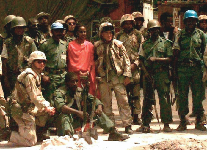 U.S. Forces in Somalia - Department of Defense Joint Combat Camera Center