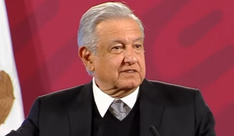 Mexican president Obrador is waiting for an official declaration of who has won the U.S. elections. Mexican president Obrador is waiting for an official declaration of who has won the U.S. elections.