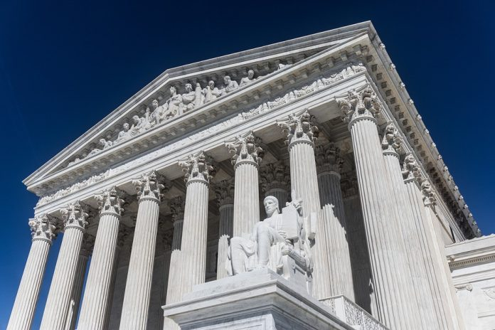 On Dec. 8, the state of Texas filed a lawsuit in the U.S. Supreme Court against the battleground states of Georgia, Pennsylvania, Wisconsin, and Michigan.