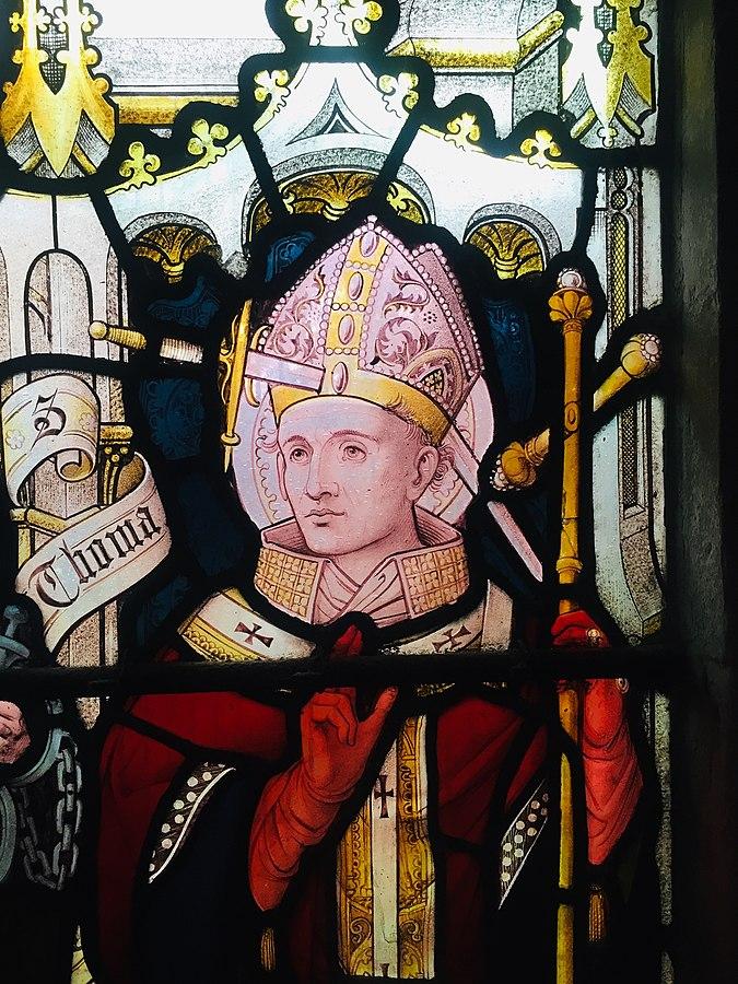 Martyr Thomas Becket