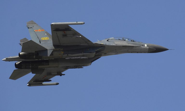 Communist China flew several planes into Taiwan's air defense identification zone. (Image: Department of Defense/Public Domain)