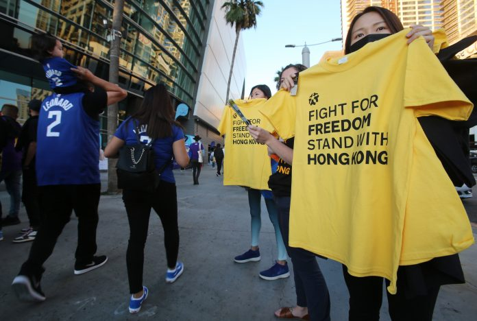 Fight for Freedoms - Stand with Hong Kong