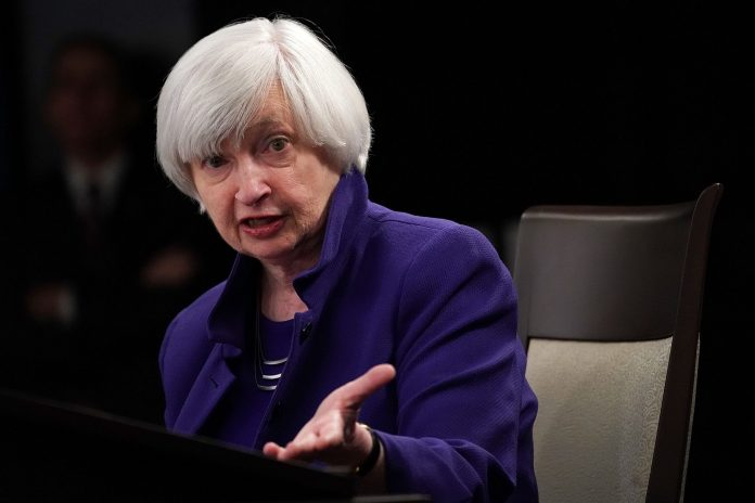 US Treasury Secretary Janet Yellen will be meeting with financial regulators to discuss the high levels of volatility in the market regarding GameStop, a video game and merchandise retailer.