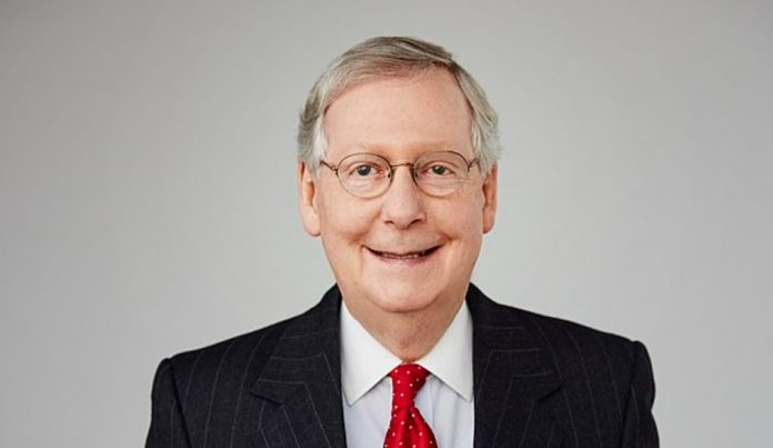 """Republican Senate Minority Leader Mitch McConnell has warned that if the Democrats abolish the filibuster, it would end up being a """"nightmare"""" for the Senate."""