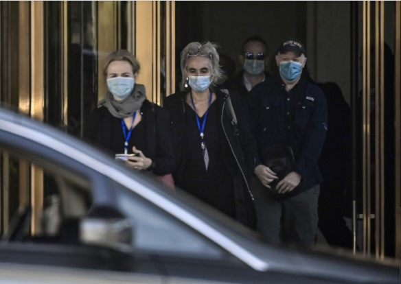 The World Health Organization (WHO) has begun its investigation in China to try and uncover evidence about the origins of the pandemic, but there is a serious conflict of interest with one of its key investigators.
