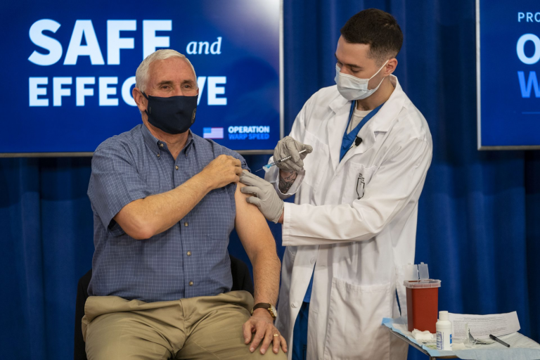 Dr. Scott Gottlieb, a former commissioner of the Food and Drug Administration (FDA), has commented that the effectiveness of the coronavirus vaccination campaign in the United States will likely be hampered due to public hesitancy in getting inoculated.