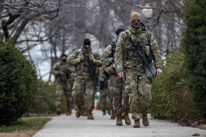 National Guard Presence in D.C. Raises Questions