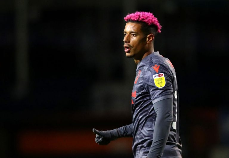 Nottingham Forest Football Club player Lyle Taylor says he will no longer be taking knee before games after learning of revolutionary rioteer group Black Lives Matter's (BLM) Marxist background.