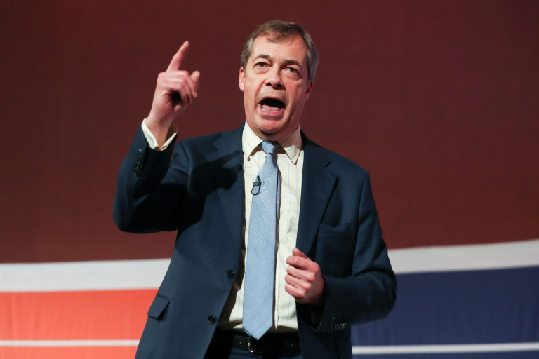 British politician Nigel Farage has warned that the UK risks becoming a police state. His statement comes after Health Secretary Matt Hancock announced that people who arrive in the UK and lie about having traveled to 'red list' nations could potentially face 10 years in prison.