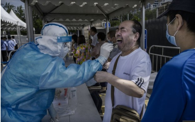 The Chinese Communist Party (CCP) has begun collecting anal swab samples for Novel Coronavirus (SARS-CoV-2) testing in a questionable new approach to tackling an increasingly expanding Coronavirus Disease 2019 (COVID-19) pandemic.