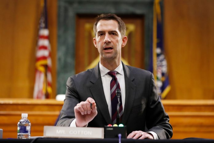 Republican Senator Tom Cotton recently released an 80-page report to guide the U.S. into decoupling from China and win the economic war..
