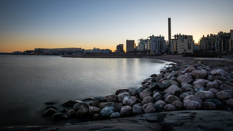 Helsinki Finland is one of five cities proposed for strict lockdown due to recent increases in COVID-19 cases. Finland lockdowns are compelling some businesses to get creative to stay open.