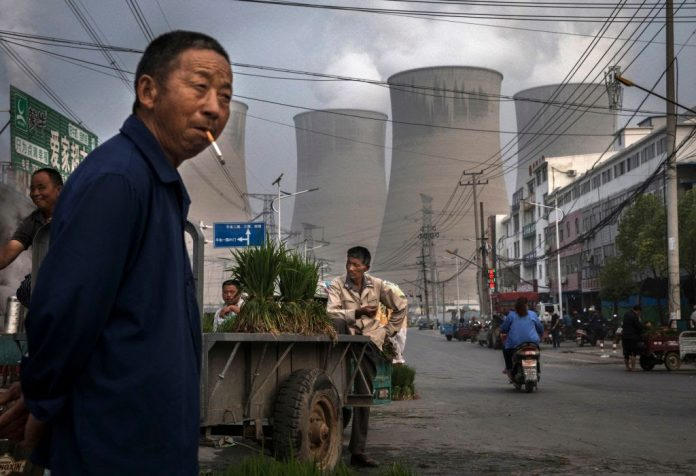 A recent report by the think tank Institute of Public Affairs (IPA) finds that China emits more carbon in 16 days than Australia does in one year.