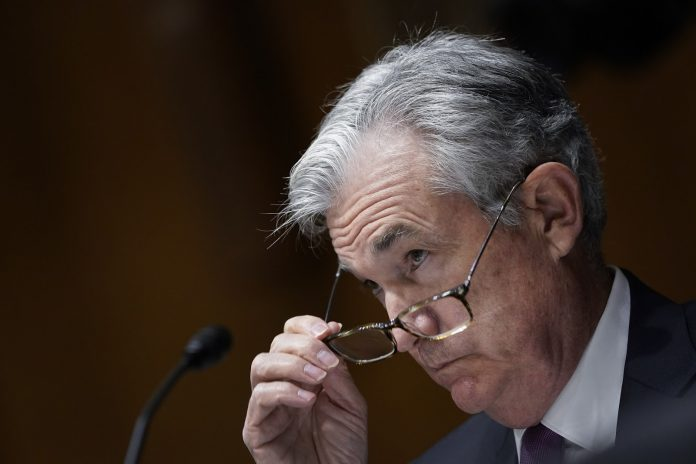 Federal Reserve Chair Jerome Powell declined to take a stance on President Biden's proposed $1.9 trillion coronavirus relief bill while testifying in front of the Senate Banking Committee.