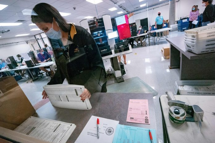 Maricopa County Superior Court Judge Timothy Thomason has instructed the county to transfer around 2.1 million ballots from the 2020 presidential election to the state Senate and allow an audit of its election equipment.