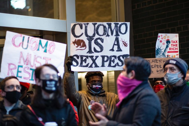 New York Governor Andrew Cuomo, who is currently facing scrutiny over hiding nursing home deaths amidst the pandemic, has been slammed with sexual harassment claims by two former female members of his administration, Charlotte Bennett and Lindsey Boylan.
