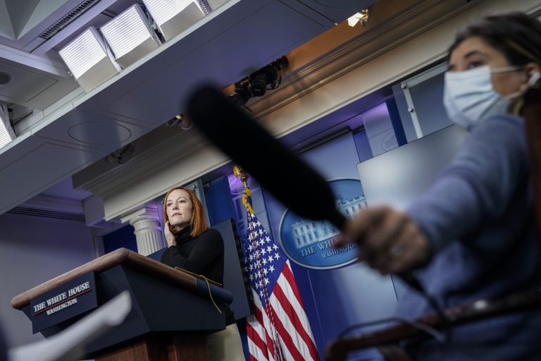 Since assuming the presidency, Biden's administration has introduced tighter coronavirus restrictions on reporters entering the White House.