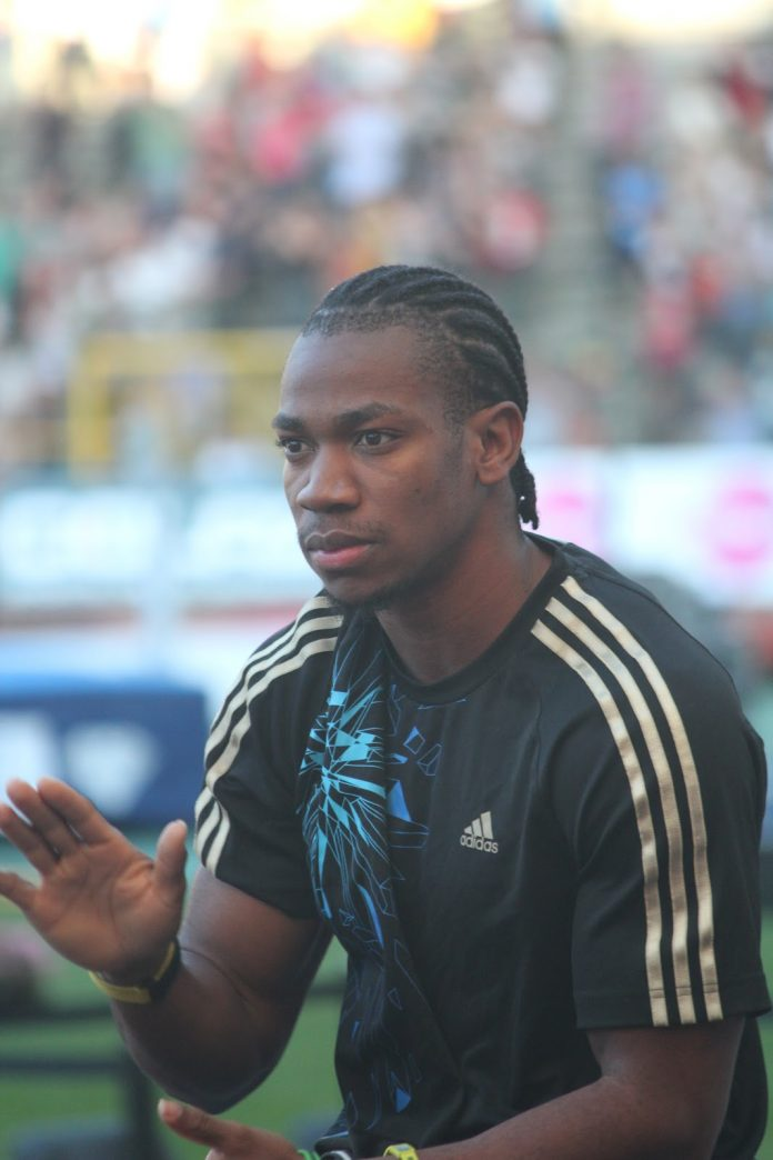 Yohan Blake, the Jamaican sprinter who won gold medals at the 2012 and 2015 Olympics, would opt to not participate in the Tokyo Summer Olympics scheduled for this year rather than be forced to take a coronavirus vaccine.