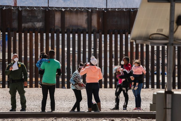 Biden's administration is planning to host 3,000 immigrant teenagers at a convention center in Dallas. Washington is struggling to find facilities to accommodate the surge of unaccompanied children crossing into the United States.