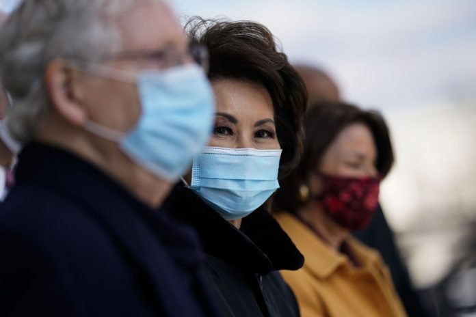 The Transportation Department's Office of Inspector General (OIG) has published a report accusing Trump's former Secretary of Transportation Elaine Chao of misusing the public office for personal purposes. .