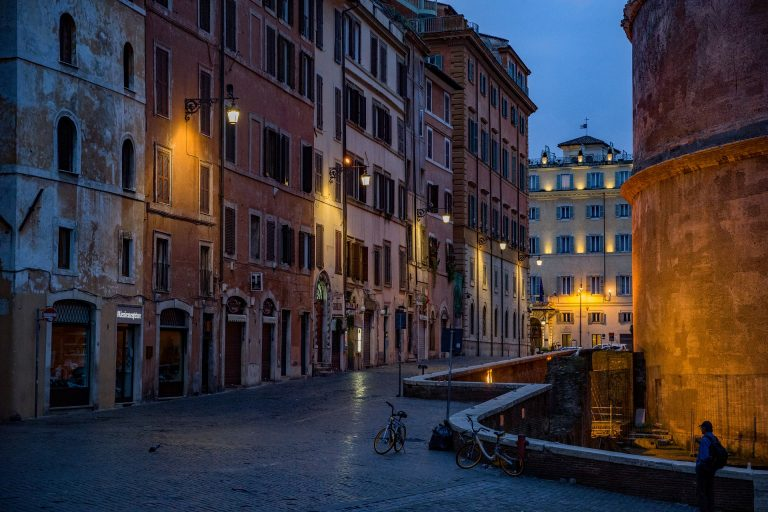 Half of Italy has entered into a new lockdown after a spike in COVID-19 infections raised worries about the pandemic getting out of control.