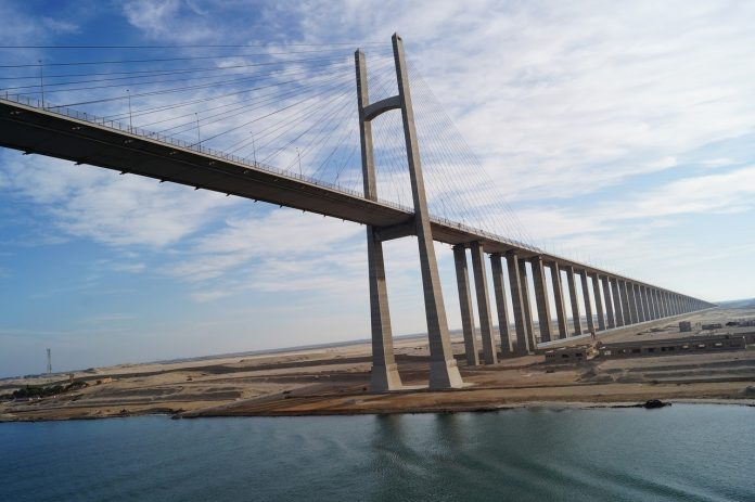 A container ship recently ran aground in the Suez Canal in Egypt, blocking all traffic across the vital trade waterway.
