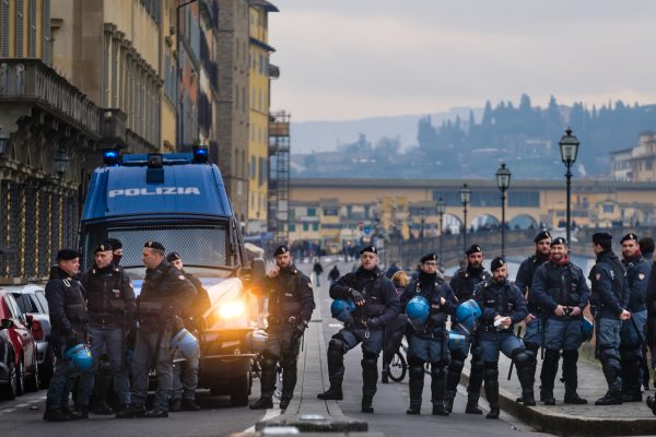 Recent protests among restaurant and small business owners demanding to be reopened in Rome led to police involvement.