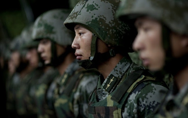 """The Chinese military is conducting drills in the South China Sea at a time when President Joe Biden has sent an unofficial delegation to the island nation of Taiwan as a """"personal signal"""" of support. Ma Xiaoguang, China's Taiwan Affairs Office spokesperson, said that the military drills were aimed at sending the message that Beijing is determined to stop Taiwan from working with the United States, and prevent the island from being recognized internationally."""