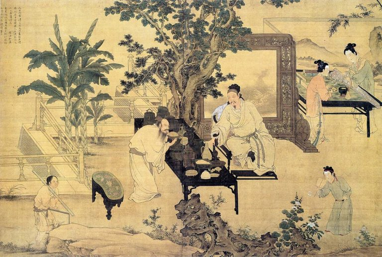 One of ancient China's great medical doctors and herbalists, Sun Simiao was said to have lived to be 141 years old.