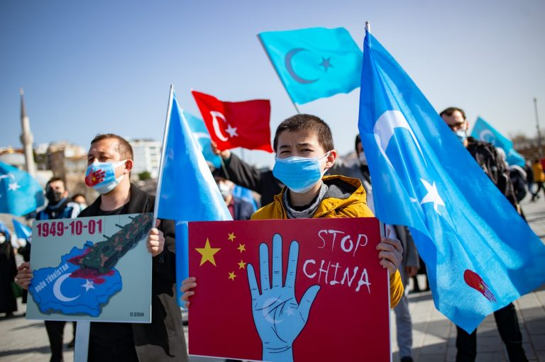 Beijing recently announced sanctions on two American religious rights officials, a member of the Canadian parliament, and a subcommittee on human rights in Canada's House of Commons.