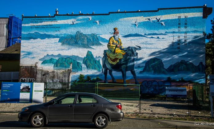 VancouverCanada_Lao_Zi-LaoTzu_mural_chinatown