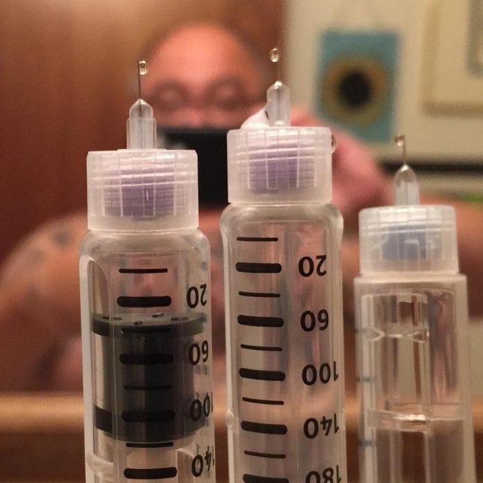 vaccini siringhe
