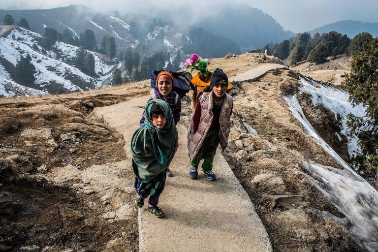 China is creating villages along its Himalayan border with India, which experts warn have underlying political and economic motivations.