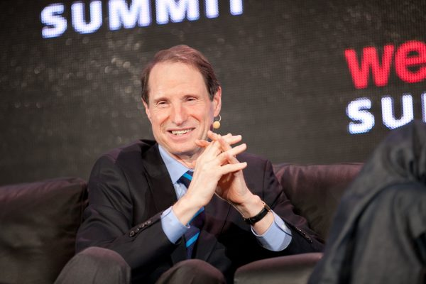 Senator Ron Wyden helped to introduce a bipartisan bill last month to protect American data privacy.