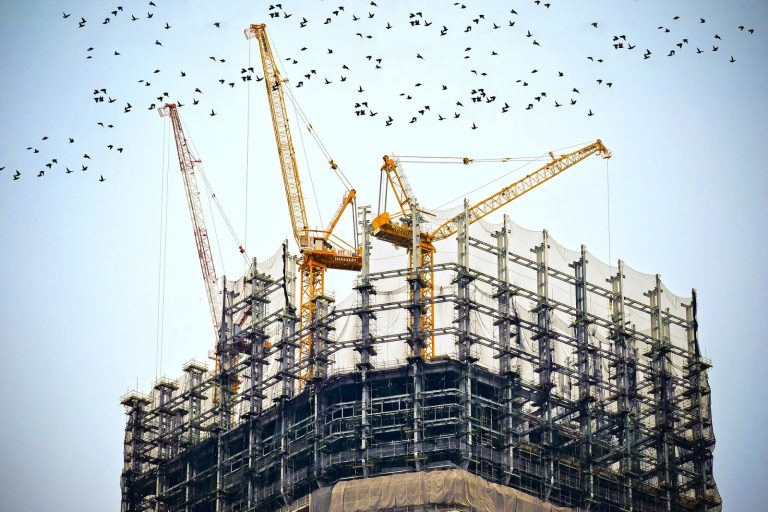 construction is a large part of infastructure
