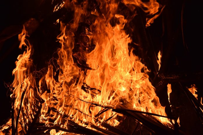 The group conducting the Arizona audit had predicted attack scenarios involving Antifa, including arson.