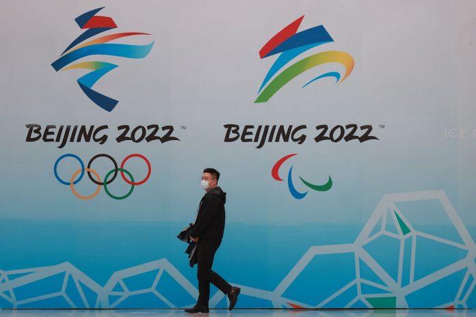 Man-walks-in-Beijing-hosting-2022-Winter-Olympics