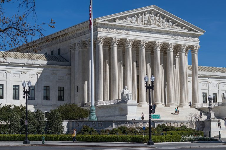 A Guatemalan man got the U.S. Supreme Court to rule in his favor, against deportation, due to a semantic issue.