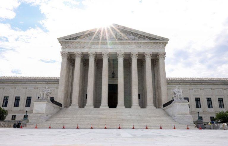 Sens. John Kennedy (R-LA) and Sheldon Whitehouse (D-RI) asked the Department of Justice and the U.S. Marshals Service for Supreme Court travel documents in a June 4 inquiry.