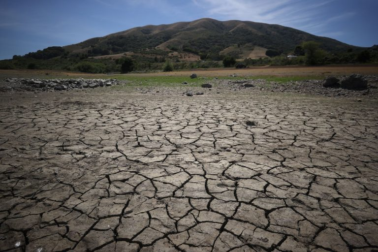 droughts persist in the western US