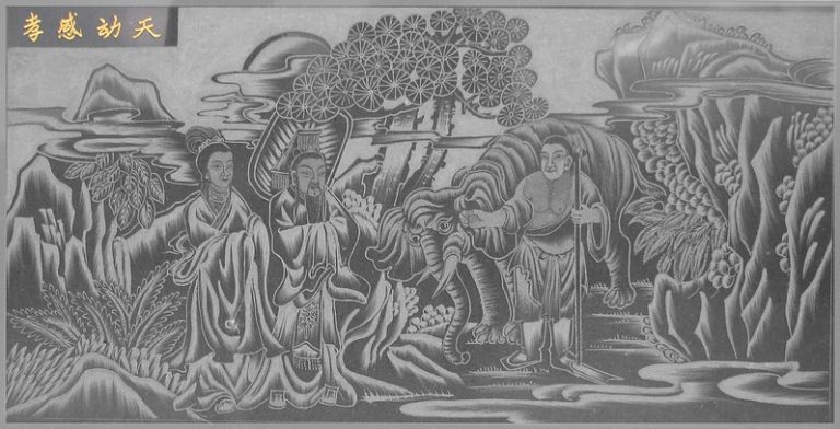 Many tales, myths, and rich traditions have been passed down from ancient China.