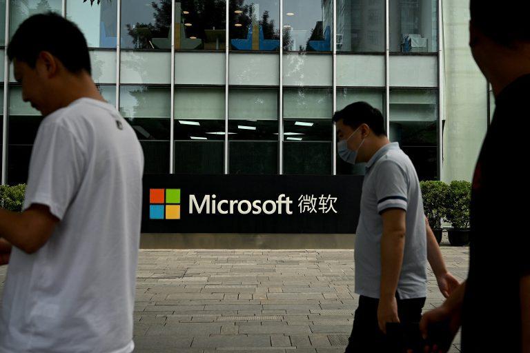 China-us-microsoft-cyberattack-stock