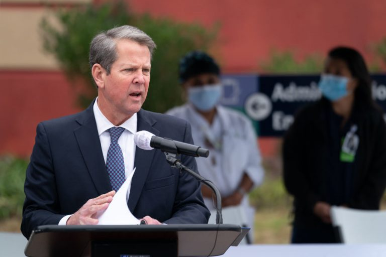 Georgia Governor Brian Kemp passed election reform laws that will be implemented in upcoming elections.