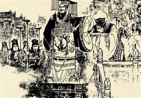 Re Zhuang di Chu (楚庄王 regnò dal 613 al 591 a.C.). (Immagine: dominio pubblico)